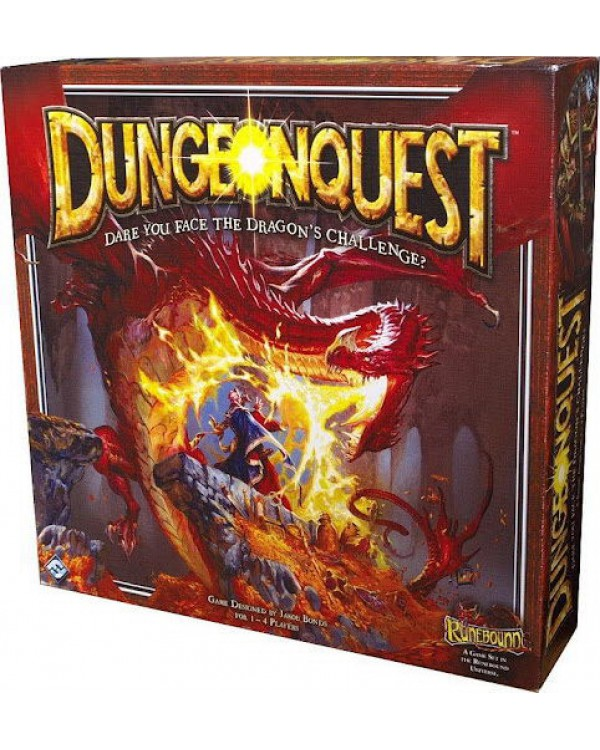 Dungeon Quest: Revised Edition
