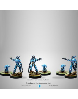 ECHO-BRAVO, FAST INTERVENTION UNIT (PARAMEDIC)
