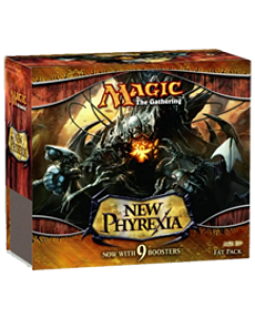 Fat Pack New Phyrexia. Карточная игра. Английский