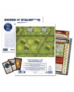 Memoir 44. The Sword of Stalingrad.