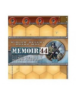 Memoir'44 - Winter/desert board map
