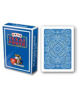 Modiano Texas Poker, blue
