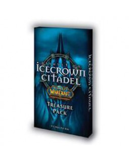 WoW Assault on Icecrown Citadel Treasure Pack