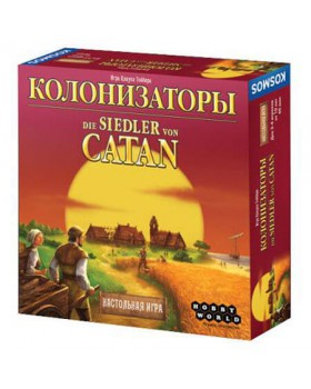 Колонизаторы (Siedler Catan)