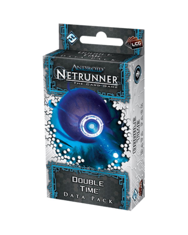 Android Netrunner LCG: Double Time