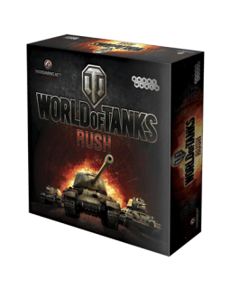 World of Tanks: Rush