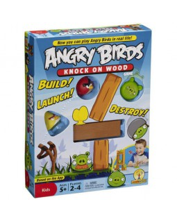 Angry Birds. Knock on Wood