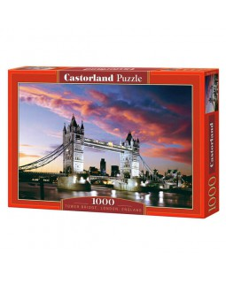 Пазл Tower Bridge London (Тауэрский мост) - 1000 эл.